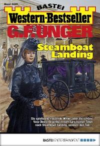 Cover G. F. Unger Western-Bestseller 2425 - Western