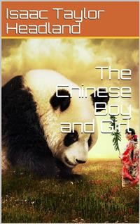 Cover The Chinese Boy and Girl