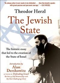 Cover Jewish State