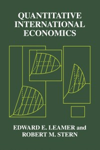 Cover Quantitative International Economics