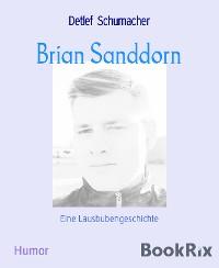 Cover Brian Sanddorn