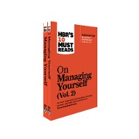 Cover HBR's 10 Must Reads on Managing Yourself 2-Volume Collection