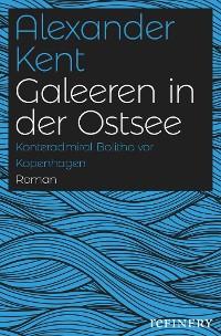 Cover Galeeren in der Ostsee