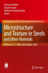Cover Microstructure and Texture in Steels