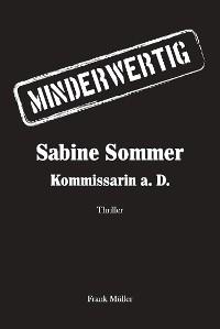 Cover MINDERWERTIG