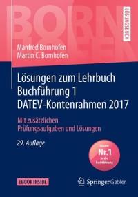 Cover Losungen zum Lehrbuch Buchfuhrung 1 DATEV-Kontenrahmen 2017