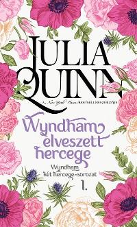 Cover Wyndham elveszett hercege