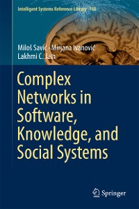 Cover Complex Networks in Software, Knowledge, and Social Systems