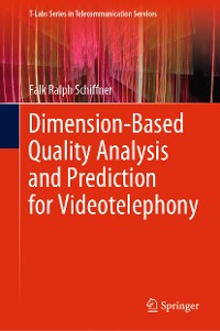 Cover Dimension-Based Quality Analysis and Prediction for Videotelephony