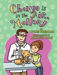Cover #24 Change Is in the Air, Mallory