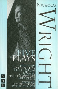 Cover Nicholas Wright: Five Plays (NHB Modern Plays)
