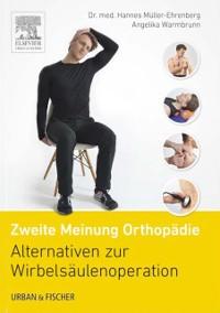 Cover Alternativen zur Wirbelsaulen-Operation