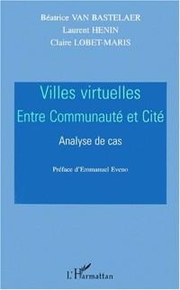 Cover VILLES VIRTUELLES