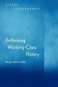 Cover Rethinking Working-Class History