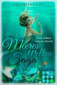Cover MeeresWeltenSaga 3: In den endlosen Tiefen des Atlantiks