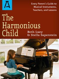 Cover The Harmonious Child