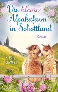 Cover Blue Skye - Die kleine Alpakafarm in Schottland