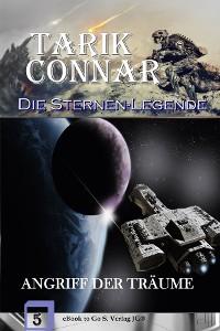 Cover Angriff der Träume (Die Sternen-Legende 5)