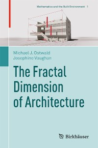 Cover The Fractal Dimension of Architecture