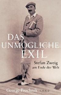 Cover Das unmögliche Exil