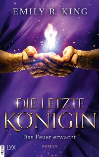 Cover Die letzte Königin - Das Feuer erwacht