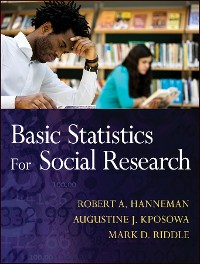 Cover Basic Statistics for Social Research