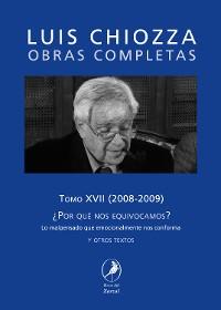 Cover Obras completas de Luis Chiozza Tomo XVII