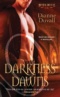 Cover Darkness Dawns