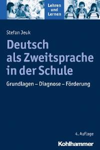 Cover Deutsch als Zweitsprache in der Schule