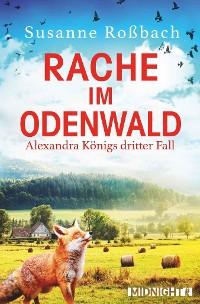 Cover Rache im Odenwald