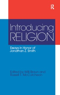 Cover Introducing Religion