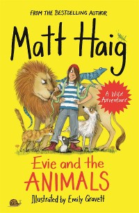 Cover Evie and the Animals