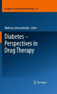 Cover Diabetes - Perspectives in Drug Therapy