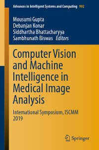 Cover Computer Vision and Machine Intelligence in Medical Image Analysis