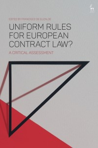 Cover Uniform Rules for European Contract Law?