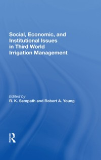 Cover Social, Economic, And Institutional Issues In Third World Irrigation Management