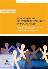 Cover Perception of scientific knowledge in social work