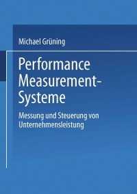 Cover Performance-Measurement-Systeme