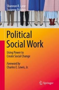 Cover Political Social Work