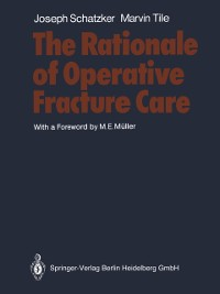 Cover Rationale of Operative Fracture Care