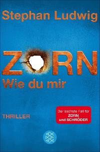 Cover Zorn - Wie du mir