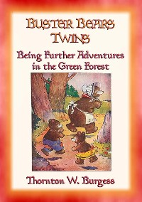 Cover BUSTER BEARS TWINS - another adventure in the Green Forest