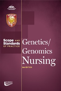 Cover Genetics/Genomics Nursing