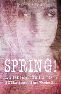 """Cover """"SPRING!"""" Kollektion Teil 1 bis 3"""