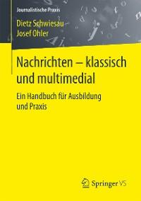 Cover Nachrichten - klassisch und multimedial