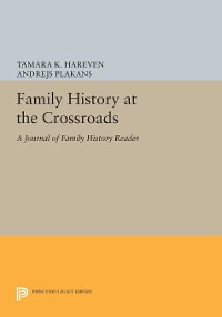 Cover Family History at the Crossroads
