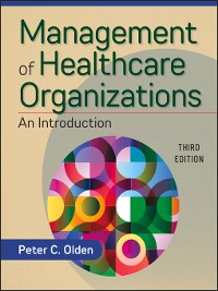 Cover Management of Healthcare Organizations