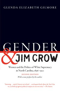 Cover Gender and Jim Crow, Second Edition