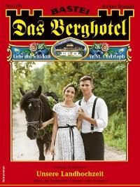 Cover Das Berghotel 246 - Heimatroman