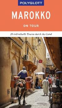 Cover POLYGLOTT on tour Reiseführer Marokko